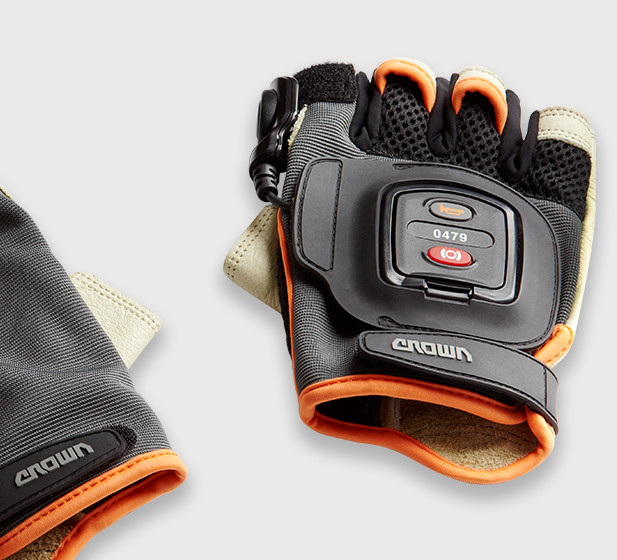 The QuickPick Remote glove