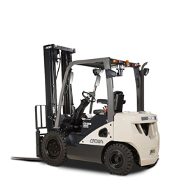 Counterbalance forklifts for rent