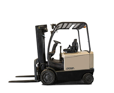 FC Series Used Electric Counterbalance Forklift