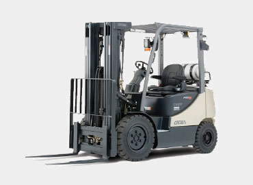 CD/CG 25 Series Electric IC Counterbalance Forklift