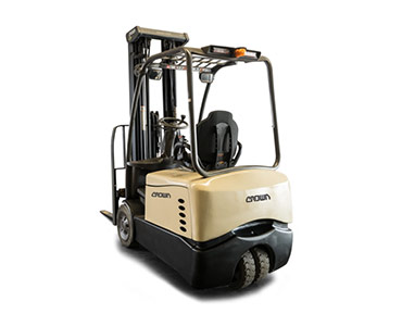 SC Series Used Electric Counterbalance Forklifts