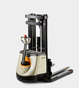 SX Series Walkie Straddle Stacker
