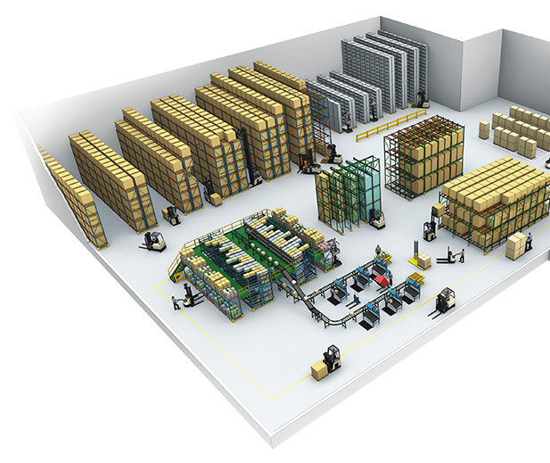 warehouse solutions products