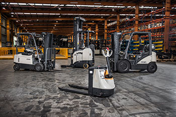 Crown Second Hand Forklift Sale