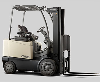 Crown Catch of the Month Pre-Owned Forklift Offer
