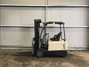 Crown Forklifts Catch of the Month