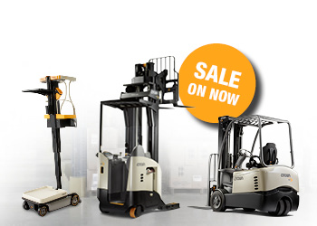 2020 End of Year Pre-Owned Forklift Sale