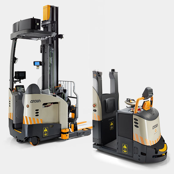 DualMode Forklifts