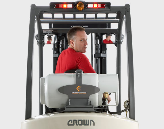 Forklift and Operator Training