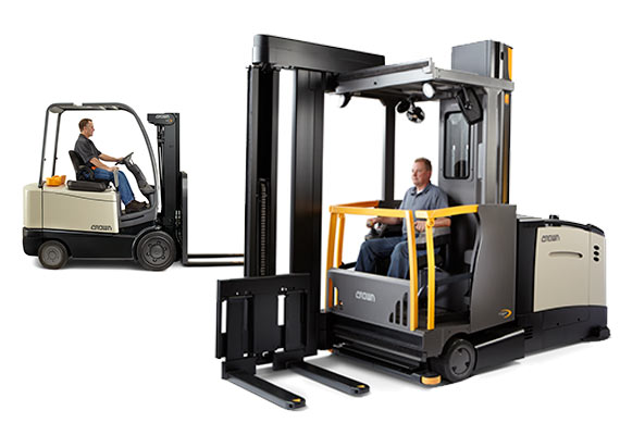 Forklift and Order Picker License Training | Crown Equipment Corporation