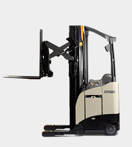 RM Series Used Reach Truck