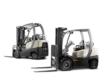 ic counterbalance forklifts