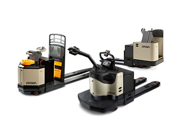 Used Forklifts Pallet Jacks And Reach Trucks Crown