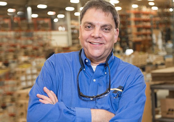Warehouse Manager - PEER Bearing